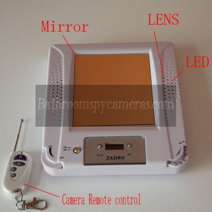 Buy Bathroom Radio Spy Camera 1080P HD Pinhole Bathroom Spy Camera DVR 16GB Motion Activated at Shower Radio Spy Camera,Bathroom Spy Camera professional shop