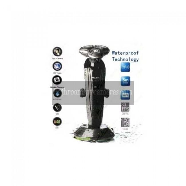 新型シェーバーカメラ 隠し720P DVR 16G HD 最高な 隠しカメラ