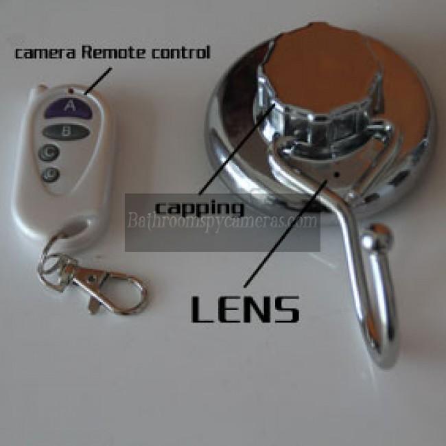 男性のコートフック超ミニカメラ1080P DVR 32G HD動作感知 最高な 隠しカメラ