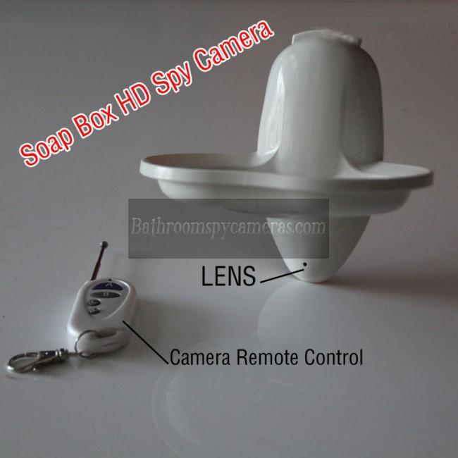 せっけん入れスパイオンラインショップ1080P DVR 32G HD 動作感知 最高な 隠しカメラ