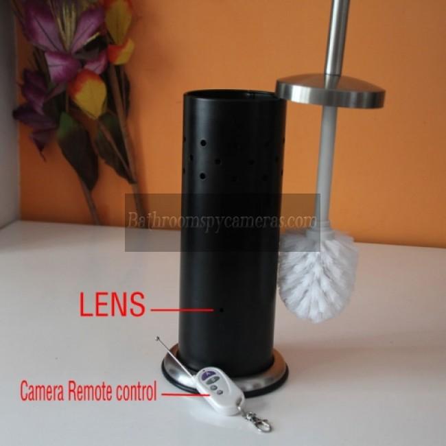 男性のトイレのブラシ隠しカメラ 通販720P DVR 32G HD動作感知 最高な 隠しカメラ