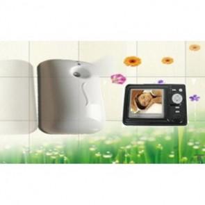 bathroom spy camera - Bathroom Hydronium Air Purifier Hidden Bathroom Wireless Spy Camera - 2.4GHZ Wireless Spy Camera