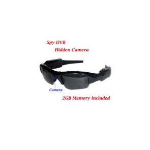 Spy Sunglasses Cam - Spy Sunglasses Camera with Web Camera (2GB)